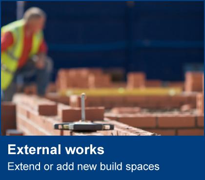 External works