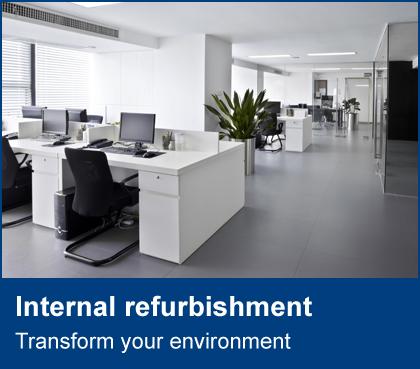 Internal refurbishment